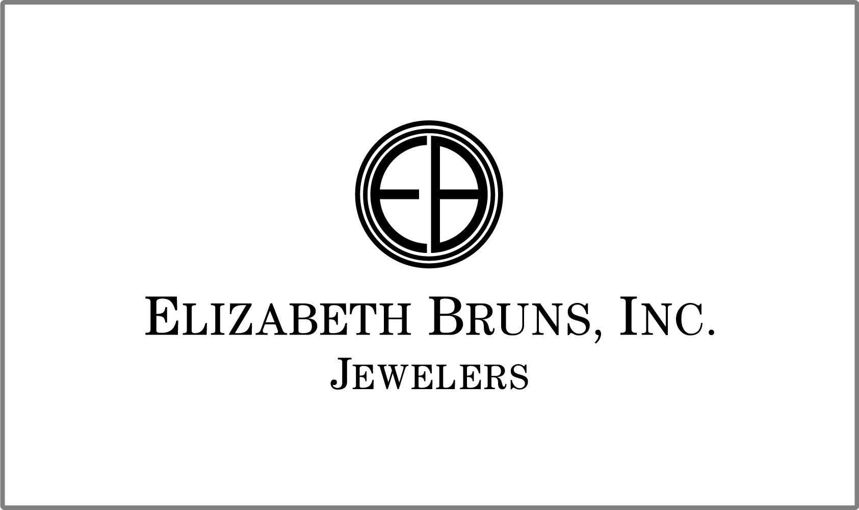 Elizabeth Bruns, Inc. Jewelers | Specialty Shops SouthPark - Charlotte, NC