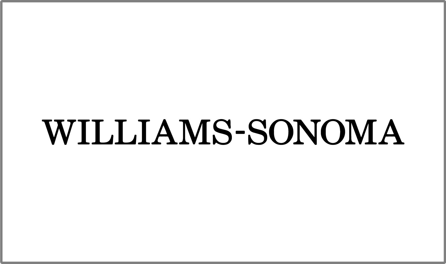 Williams-Sonoma | Specialty Shops SouthPark - Charlotte, NC