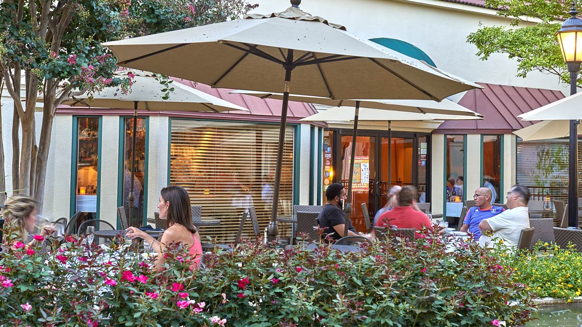 Fine italian dining in SouthPark Charlotte, NC | Specialty Shops SouthPark