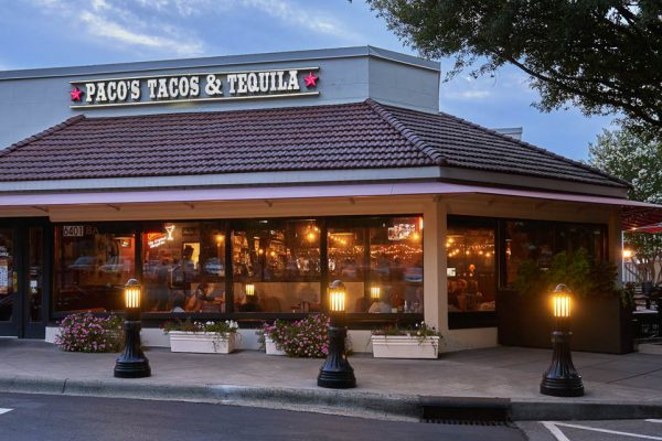 Mexican dining in SouthPark | Paco's Tacos & Tequila | Specialty Shops SouthPark